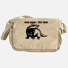 Custom Honey Badger Messenger Bag