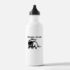 Custom Honey Badger Water Bottle