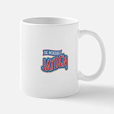 The Incredible Jayden Mug