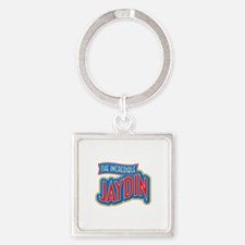 The Incredible Jaydin Keychains