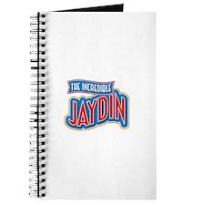 The Incredible Jaydin Journal
