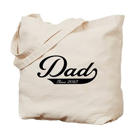 Dad Swoosh Since 2013 Tote Bag