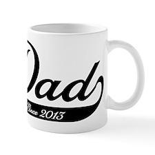 Dad Swoosh Since 2013 Mug