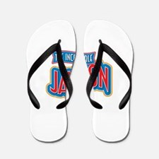 The Incredible Jaydon Flip Flops