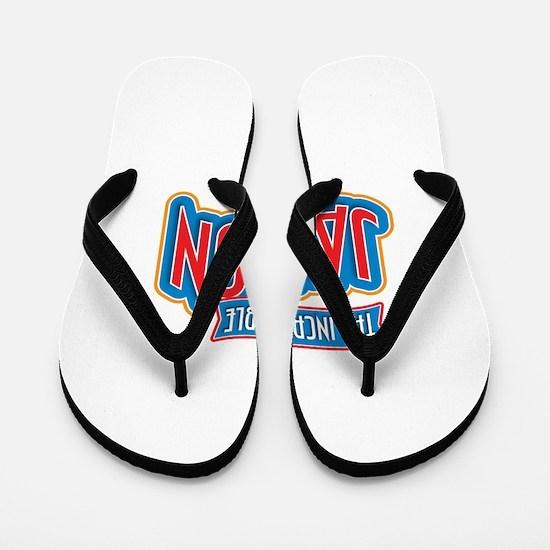 The Incredible Jaydon Flip Flops