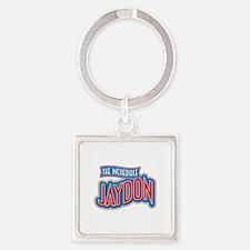 The Incredible Jaydon Keychains