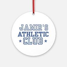 Jamir Ornament (Round)