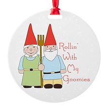 Rollin Ornament