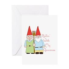 Rollin Greeting Card