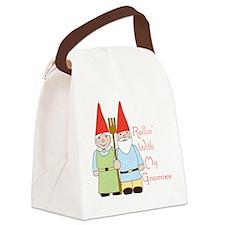 Rollin Canvas Lunch Bag
