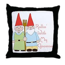 Rollin Throw Pillow