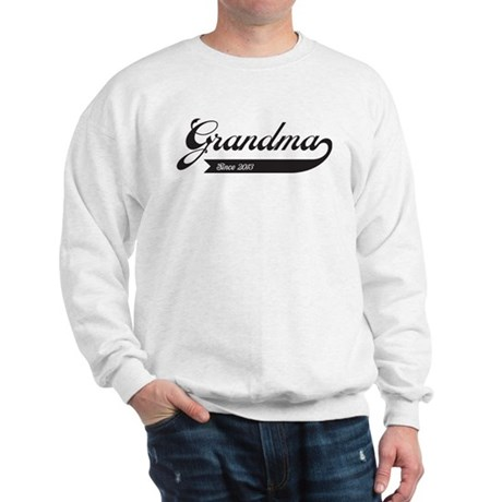 Grandma Swoosh Since 2013 Sweatshirt