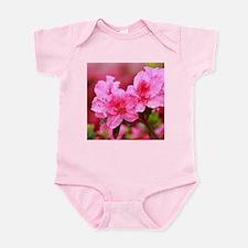 Pink azaleas Body Suit
