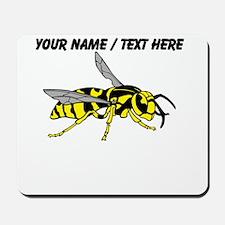 Custom Yellow Jacket Mousepad
