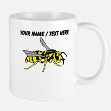 Custom Yellow Jacket Mug