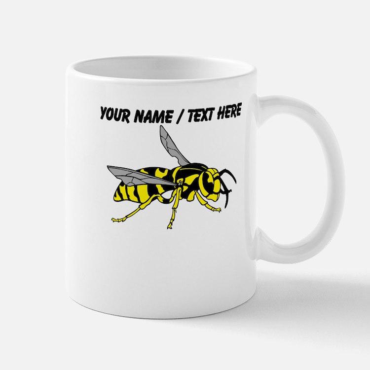 Custom Yellow Jacket Mug