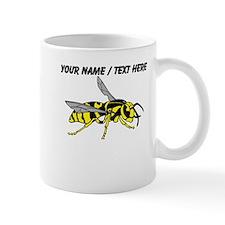 Custom Yellow Jacket Small Mug