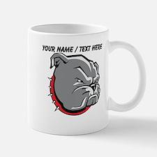 Custom Bulldog Puppy Mug