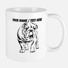 Custom Bulldog Mug
