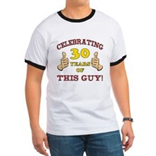 30th Birthday Gift For Him T