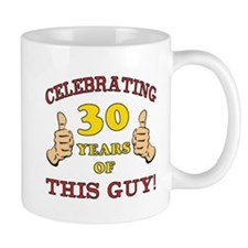 30th Birthday Gift For Him Mug
