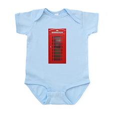 British Phone Booth Body Suit