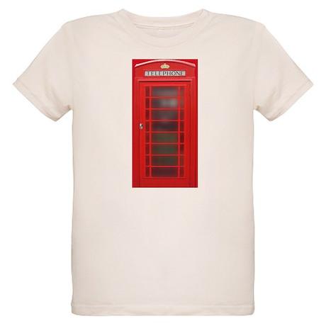 British Phone Booth T-Shirt