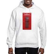 British Phone Booth Hoodie