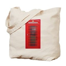 British Phone Booth Tote Bag