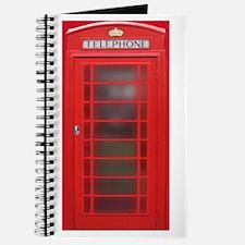 British Phone Booth Journal