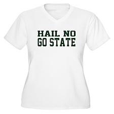 Hail NO Plus Size T-Shirt