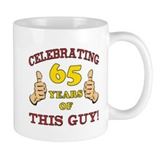 65th Birthday Gift For Him Mug