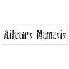 Aileen's Nemesis Bumper Bumper Sticker