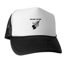Custom Native American Feathers Trucker Hat