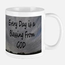 Every day Is a Blessing From God. Small Small Mug