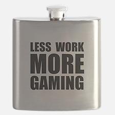 More Gaming Flask