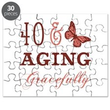 40 & Aging Gracefully Puzzle