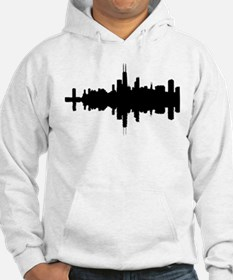 Reflections of Chicago Hoodie