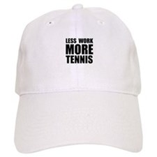 More Tennis Baseball Cap