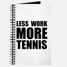 More Tennis Journal