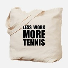 More Tennis Tote Bag
