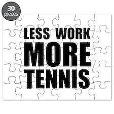 More Tennis Puzzle