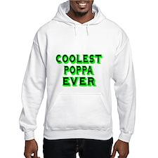 COOLEST POPPA EVER Hoodie
