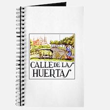 Calle Huertas, Madrid - Spain Journal