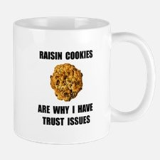 Raisin Cookie Mug