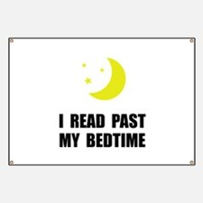 Read Past Bedtime Banner