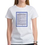 Covenant on Women's T-Shirt