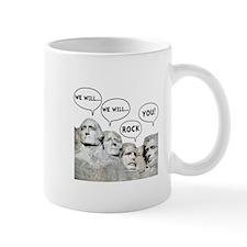 Rushmore Rock You Mug