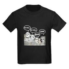 Rushmore Rock You T-Shirt