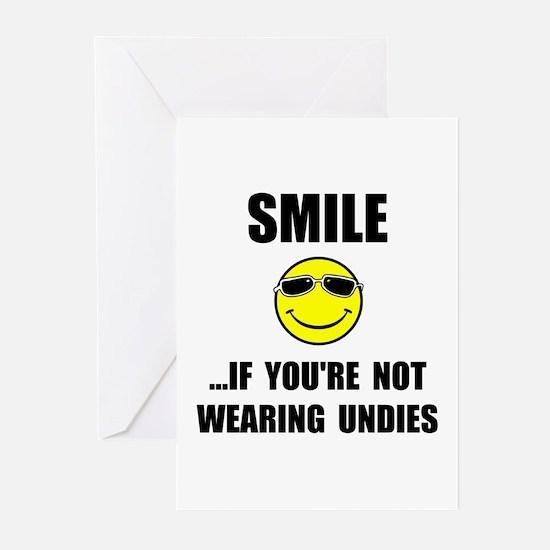 Smile Undies Greeting Cards (Pk of 20)